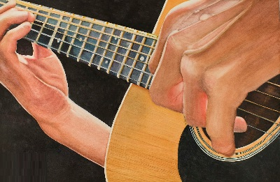 finger picking
